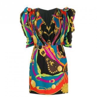 Versace ocassion Sukienka Sukienki Czarny Dorośli Kobiety Rozmiar: L -