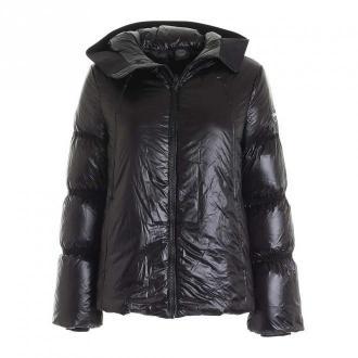 Colmar Celsius Down Jacket z kapturem Kurtki Czarny Dorośli Kobiety
