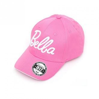 ATR Wear Czapka z daszkiem Bella Akcesoria Różowy Dorośli Kobiety