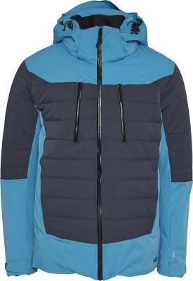 North Bend Hirafu Kurtka narciarska Mężczyźni, blue capri S 2020 Kurtki narciarskie