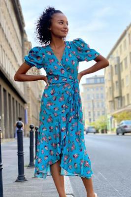 Sukienka Milano Turquoise