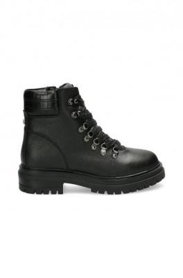 Mexx - Botki skórzane Ankle Boots Fresh
