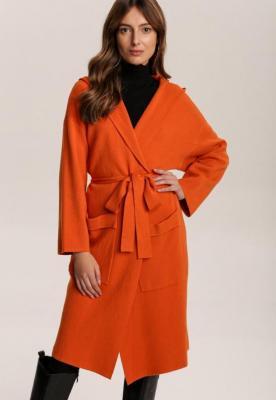 Pomarańczowy Kardigan Urilless