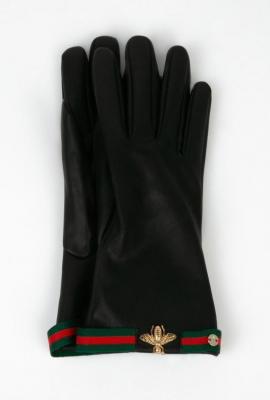 Rękawiczki z lamówką