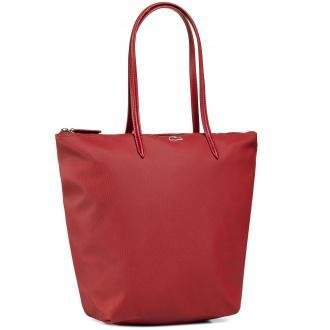 Torebka LACOSTE - Vertical Shopping Bag NF1890PO Alizarine C62