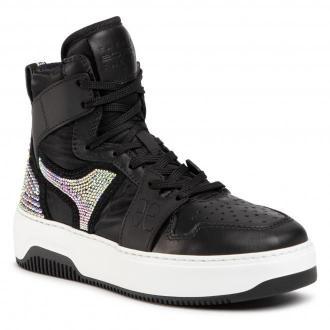 Sneakersy FABI - FD7014X  Pium. Ner/New Bomb Ner/Sah Ner