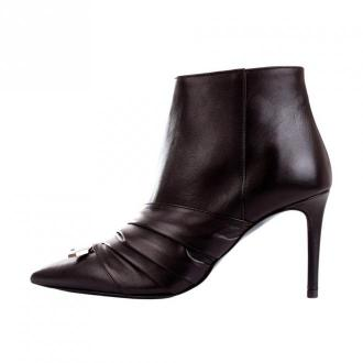 Patrizia Pepe 2V9747/a5M6 boots Obuwie Czarny Dorośli Kobiety Rozmiar: