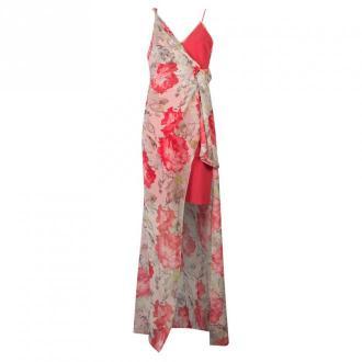 Patrizia Pepe Sukienka Sukienki Różowy Dorośli Kobiety Rozmiar: M - 38