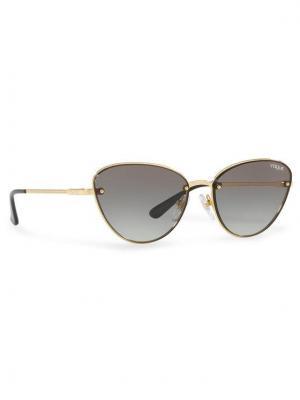 Vogue Okulary przeciwsłoneczne Color Rush 0VO4111S 280/11 Złoty