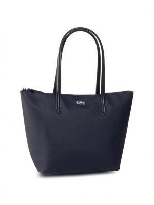 Lacoste Torebka S Shopping Bag NF2037PO Granatowy