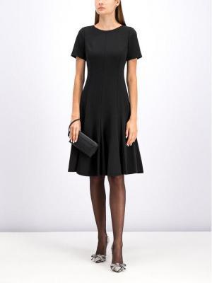 Calvin Klein Sukienka koktajlowa K20K201516 Czarny Regular Fit