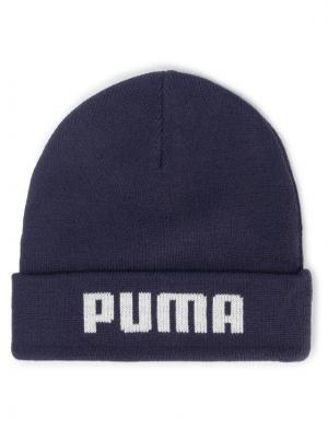 Puma Czapka Mid Fit Beanie 021708 02 Granatowy
