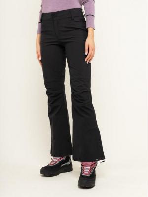 Roxy Spodnie snowboardowe Creek ERJTP03089 Czarny Skinny Fit