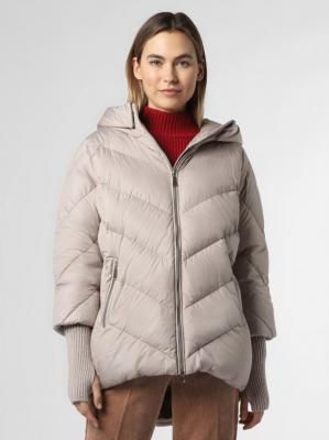 comma - Damska kurtka puchowa, beżowy