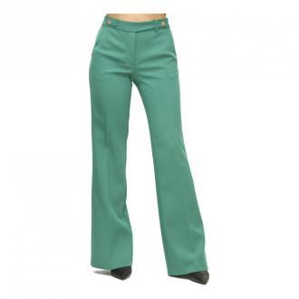 Pinko Spodnie Spodnie Zielony Dorośli Kobiety Rozmiar: 44 IT