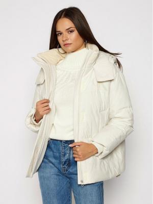 Calvin Klein Jeans Kurtka zimowa J20J214856 Beżowy Regular Fit