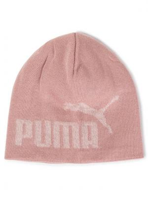 Puma Czapka Ess Logo Beanie 223300 09 Różowy