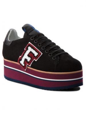 Fabi Sneakersy FD5840B Czarny