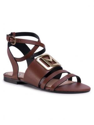 Marella Sandały Amber 65210504200 Brązowy