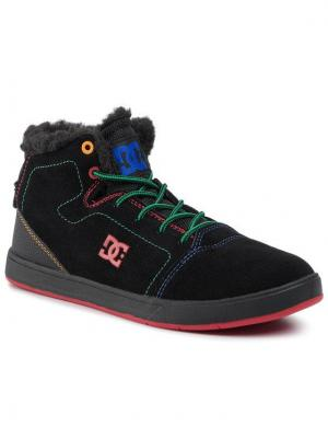 DC Sneakersy Crisis High Wnt ADBS100215 Czarny