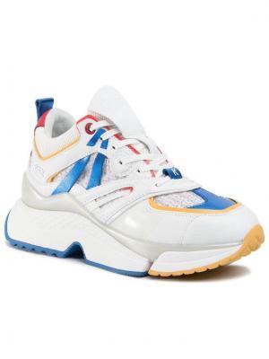 KARL LAGERFELD Sneakersy KL61637 Biały