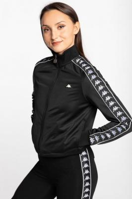 Bluza Kappa HASINA Women Training Jacket 308008-19-4006 BLACK