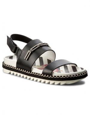 Fabi Sandały FD4605A Czarny