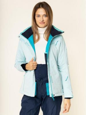 Salomon Kurtka narciarska Fnatasy LC1213700 Niebieski Regular Fit