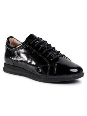 Geox Sneakersy D Avery B D04H5B 00067 C9999 Czarny