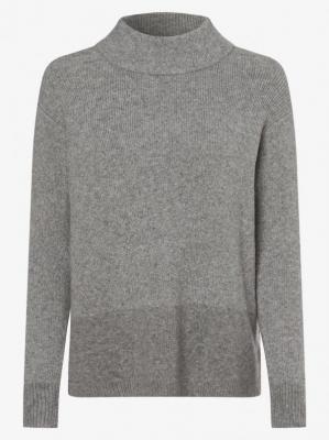Calvin Klein - Sweter damski, szary