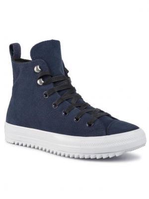 Converse Sneakersy Ctas Hiker Hi 565237C Granatowy