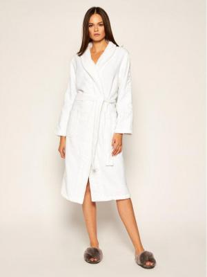 Calvin Klein Underwear Szlafrok Robe 000EW1159E Biały