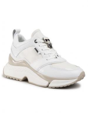 KARL LAGERFELD Sneakersy KL61633 Biały