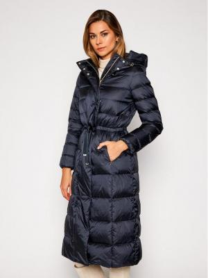 Geox Płaszcz zimowy Tahina W0425G T2412 F4386 Granatowy Regular Fit