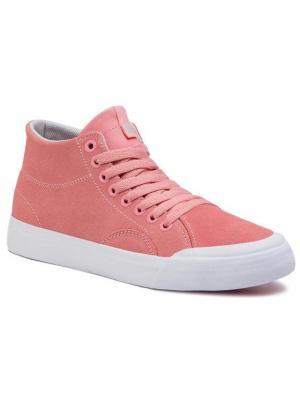 DC Sneakersy Evan Smith Hi Zero Se ADJS300222 Różowy