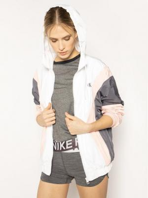 Calvin Klein Jeans Kurtka przejściowa Colour Block J20J213533 Kolorowy Regular Fit