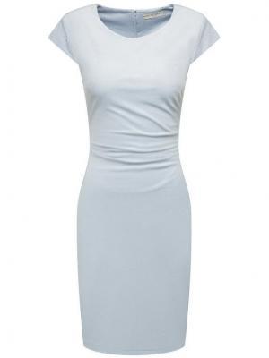 Guess Sukienka koktajlowa Estelle W01K0M K9HQ0 Niebieski Slim Fit