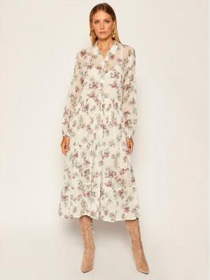 Pepe Jeans Sukienka koszulowa Julianne PL952707 Kolorowy Regular Fit