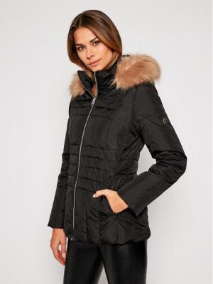 Calvin Klein Kurtka puchowa Essential Fake K20K202312 Czarny Regular Fit
