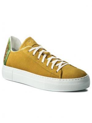 Fabi Sneakersy FD5437X Żółty