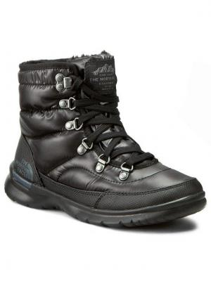 The North Face Śniegowce Thermoball Lace II T92T5LNSW Czarny