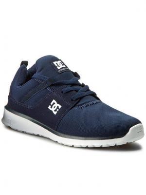 DC Sneakersy Heathrow ADYS700071 Granatowy