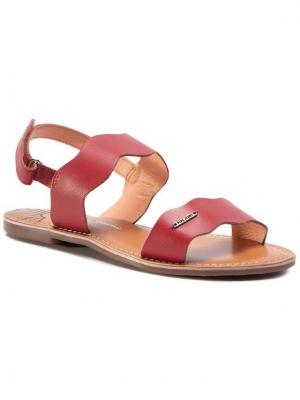Pepe Jeans Sandały Mandy Waves PGS90147 Czerwony