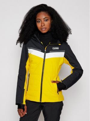 Colmar Kurtka narciarska Sapporo 2944E 1VC Żółty Regular Fit