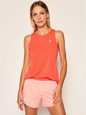 Asics Koszulka techniczna Race 2012A787 Pomarańczowy Slim Fit