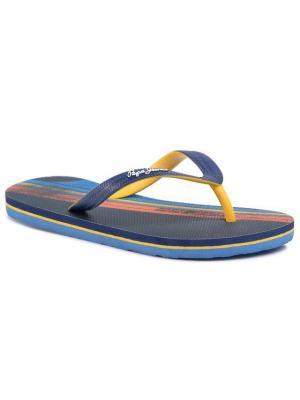 Pepe Jeans Japonki Beach Surfer PBS70031 Granatowy