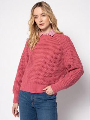 Pepe Jeans Sweter Vania PL701569 Różowy Regular Fit