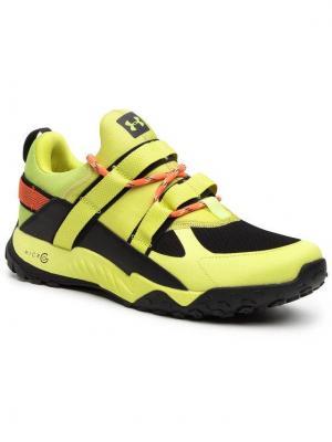 Under Armour Sneakersy Ua Valsetz Trek Nm 3023229-301 Zielony