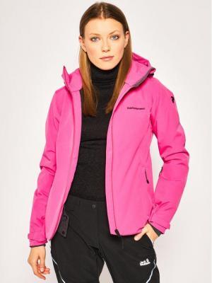 Peak Performance Kurtka narciarska Anima G66595001 Różowy Regular Fit