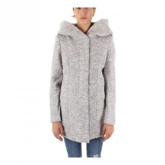 Vero Moda płaszcz Płaszcze Szary Dorośli Kobiety Rozmiar: S